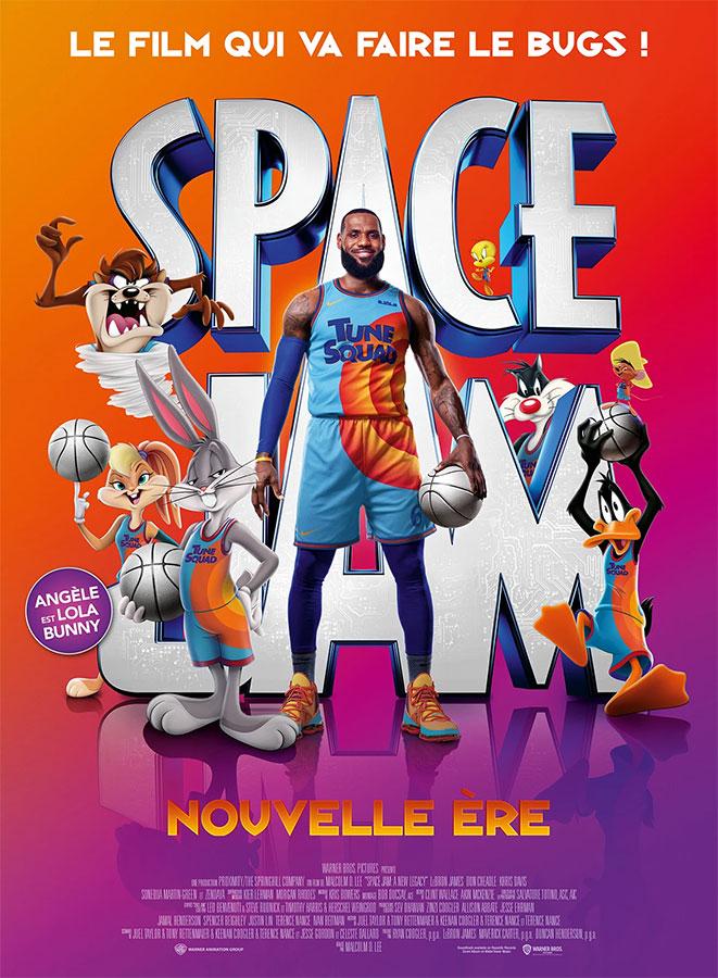 Space Jam - Nouvelle ère (Malcolm D. Lee, 2021)