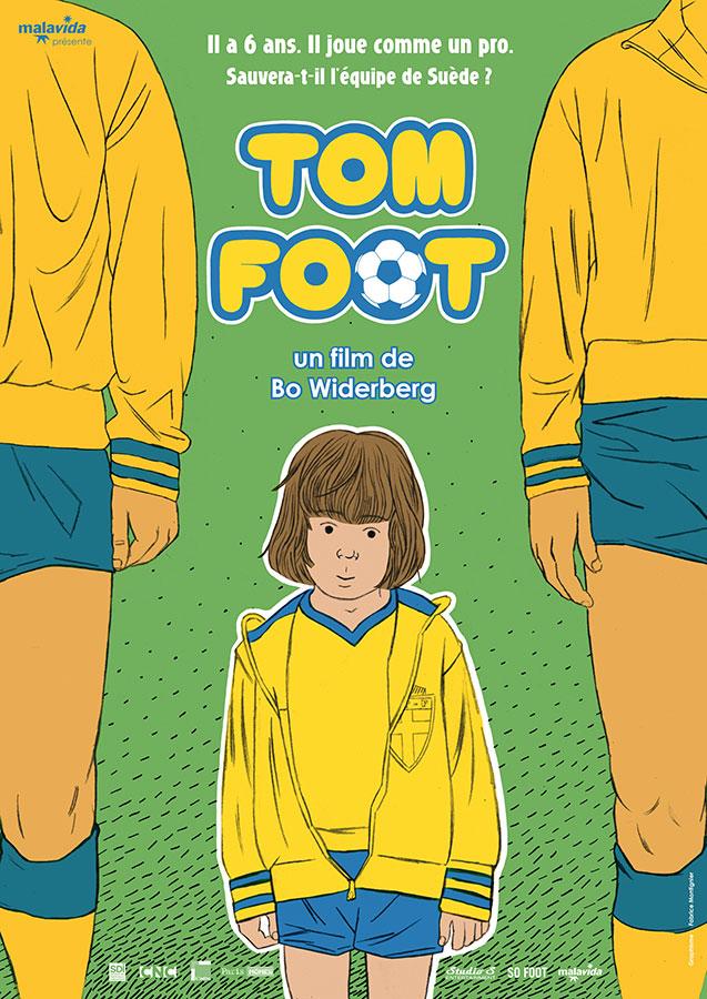 Tom Foot (Bo Widerberg, 1974)
