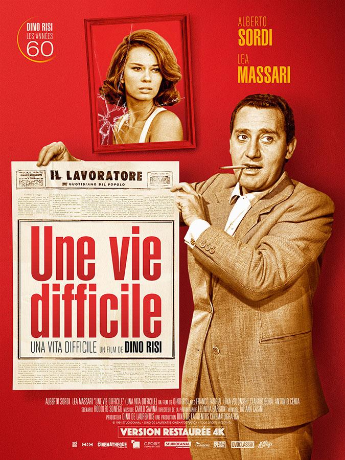 Une vie difficile (Una Vita difficile) de Dino Risi (1961)