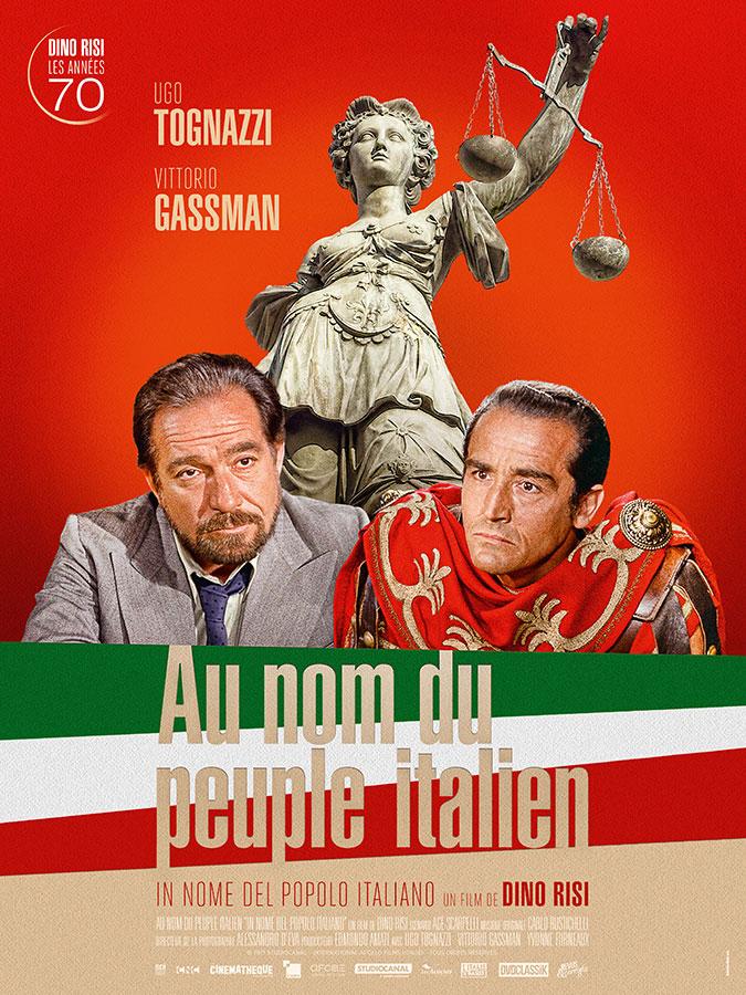 Au nom du peuple italien (In nome del popolo italiano) de Dino Risi (1971)