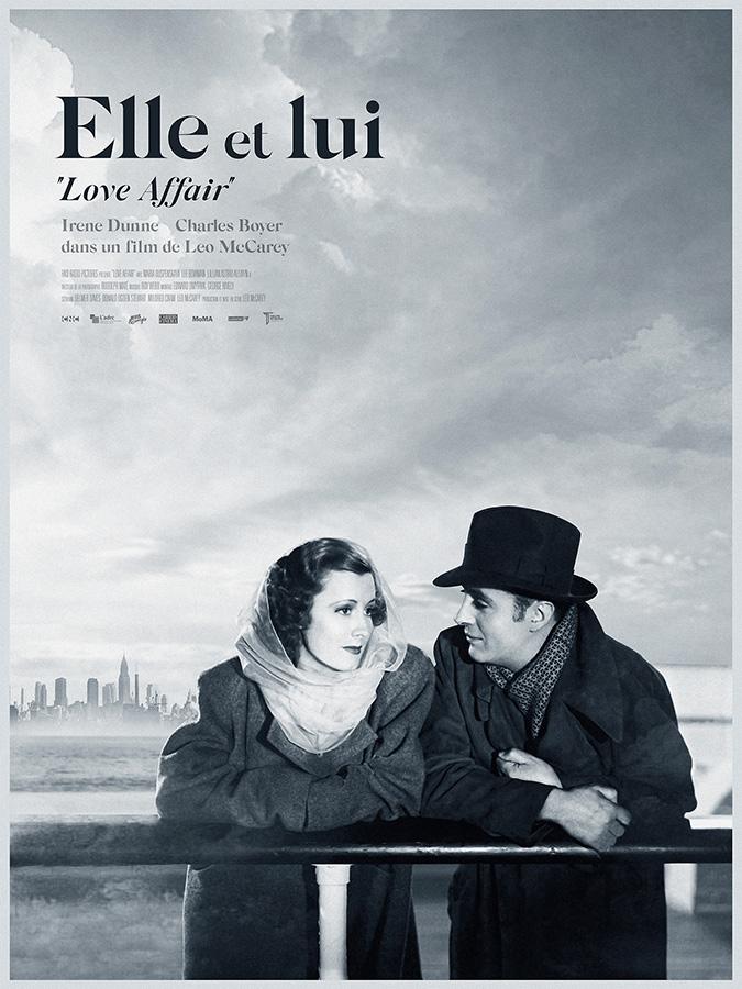 Elle et lui (Love Affair) de Leo McCarey (1939)