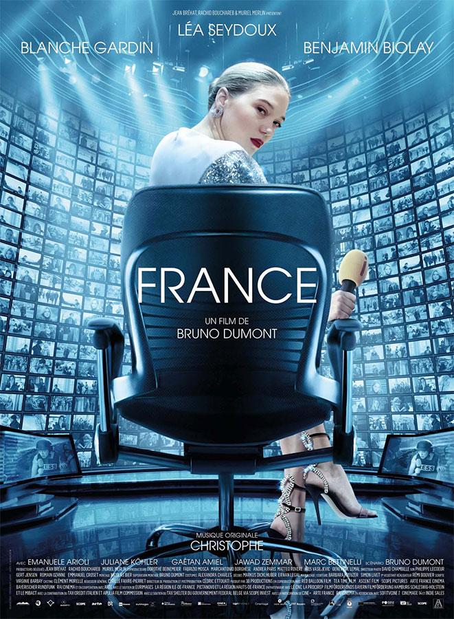 France (Bruno Dumont, 2021)
