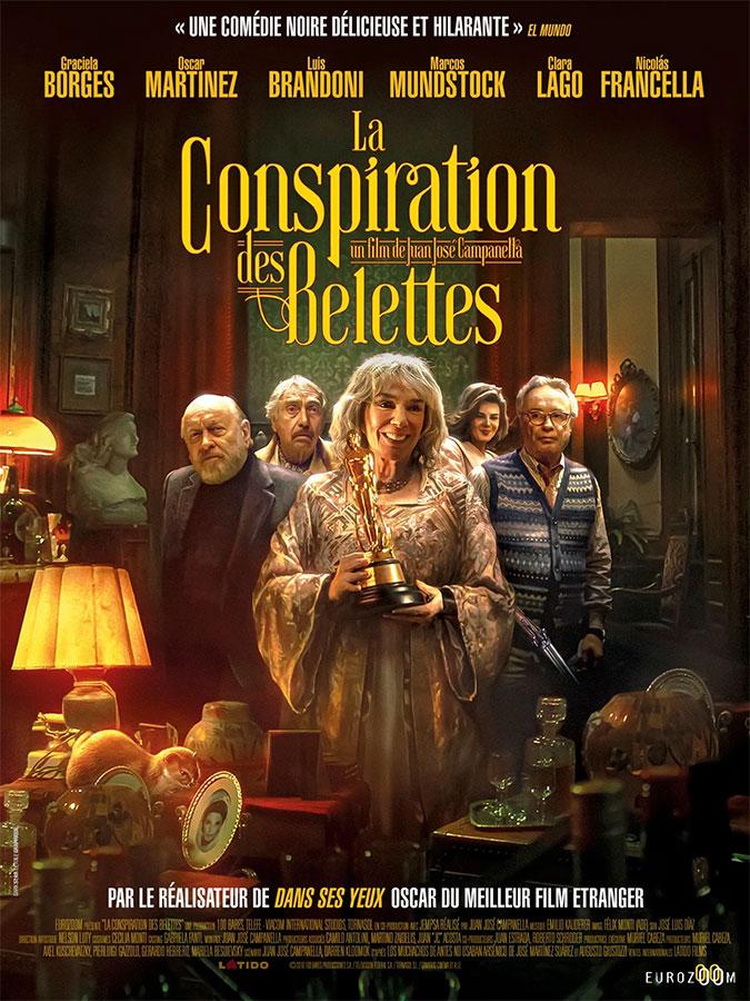 La Conspiration des belettes (Juan José Campanella, 2021)