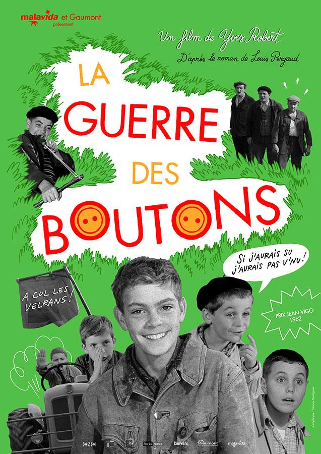 La Guerre des boutons (Yves Robert, 1962)