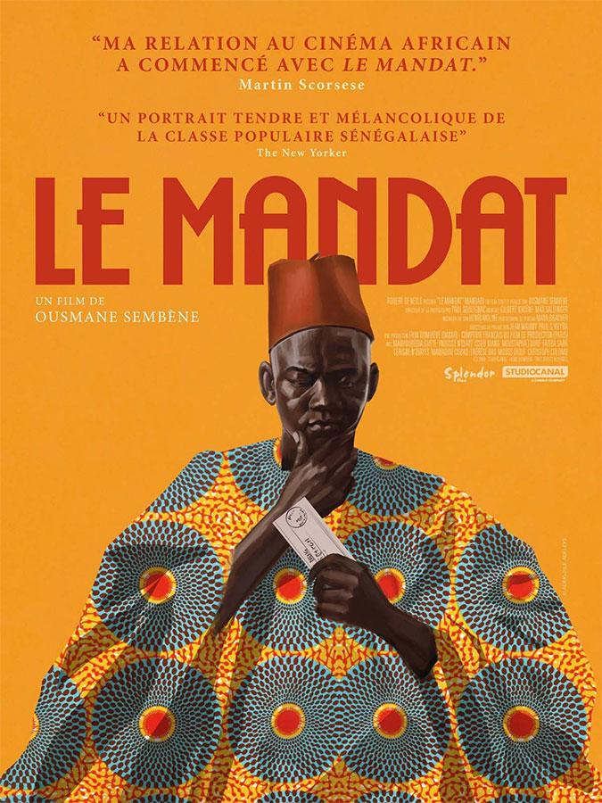 Le Mandat (Mandabi) de Ousmane Sembène (1968)