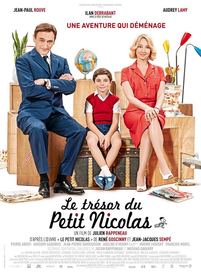 Le Trésor du Petit Nicolas (Julien Rappeneau, 2021)