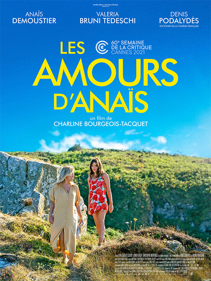 Les Amours d'Anaïs (Charline Bourgeois-Tacquet, 2021)