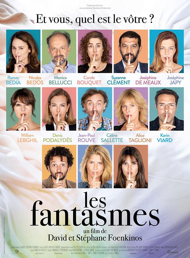 Les Fantasmes (David et Stéphane Foenkinos, 2021)