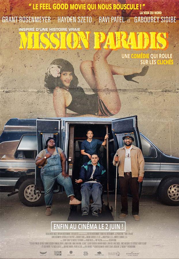 Mission paradis (Come As You Are) de Richard Wong (2021)