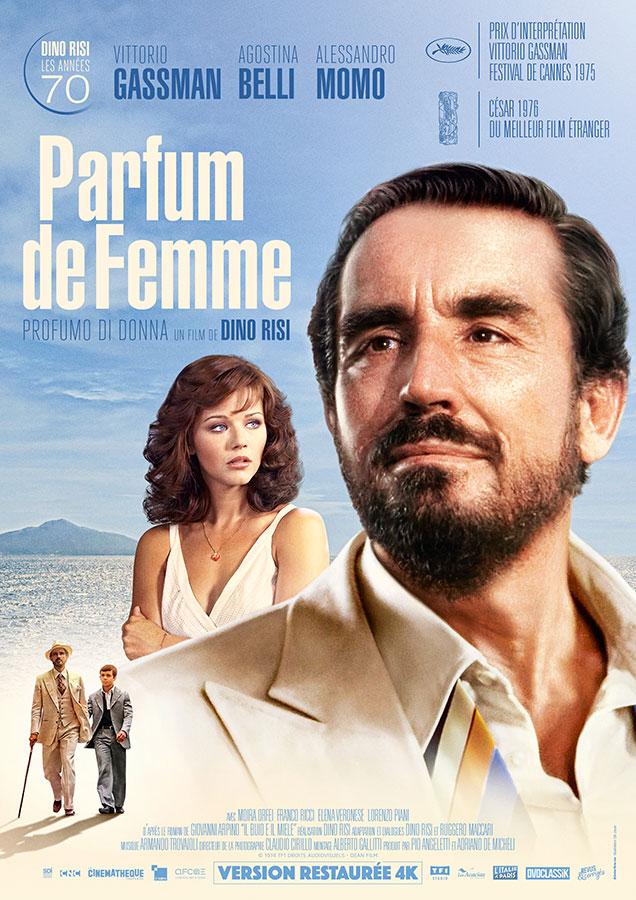 Parfum de femme (Profumo di donna) de Dino Risi (1974)