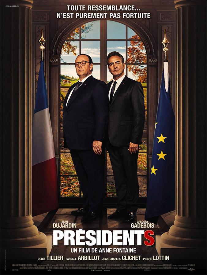 Présidents (Anne Fontaine, 2021)