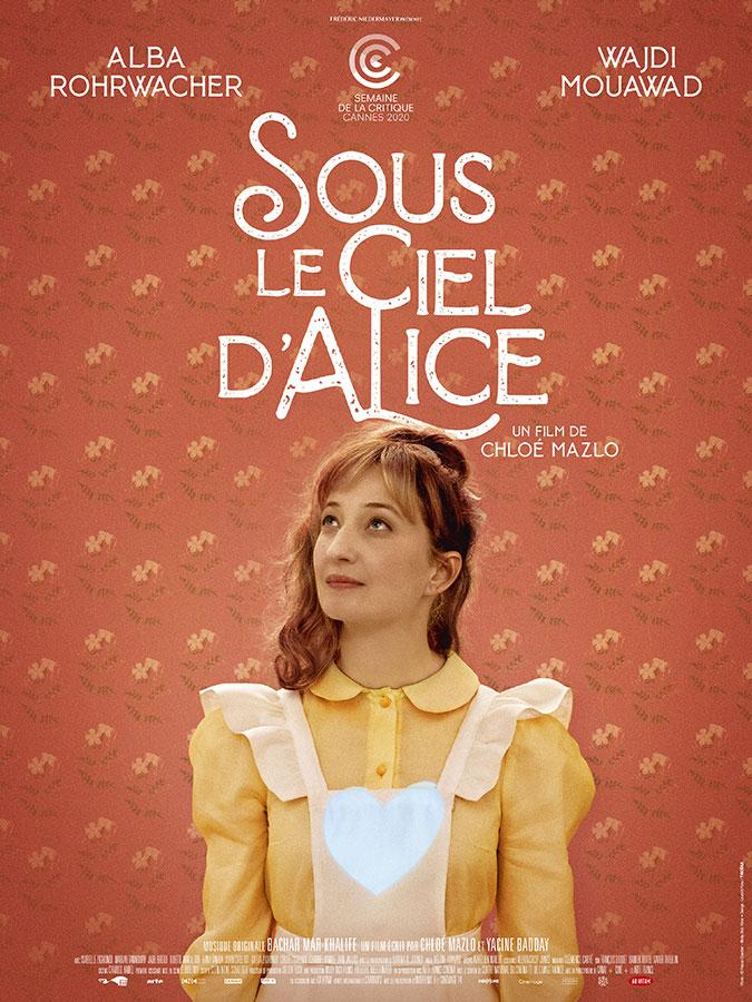 Sous le ciel d'Alice (Chloé Mazlo, 2021)