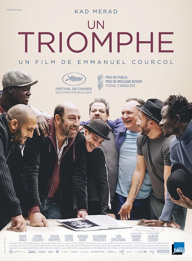 Un triomphe (Emmanuel Courcol, 2021)