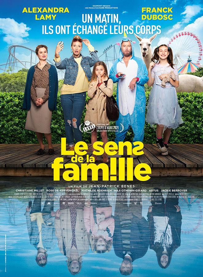 Le Sens de la famille (Jean-Patrick Benès, 2021)