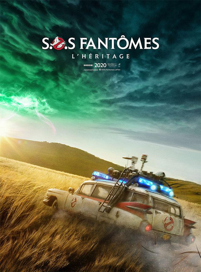 S.O.S. Fantômes : L'Héritage (Ghostbusters: Afterlife) de Jason Reitman (2021)