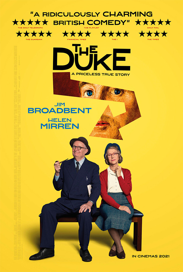 The Duke (Roger Michell, 2021)