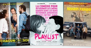 sorties Comédie du 2 juin 2021 : Chacun chez soi, Playlist, Mission Paradis (Come As You Are)