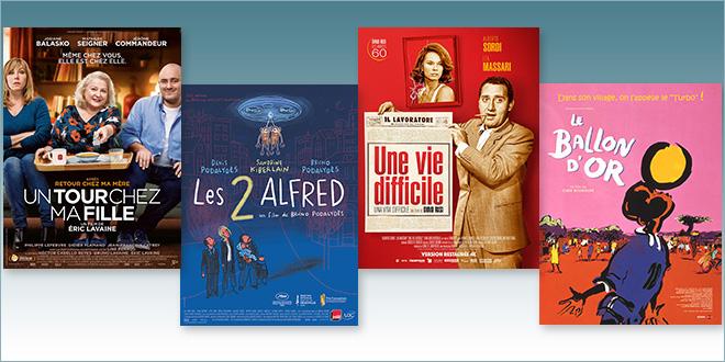 Sorties Comédie du 16 juin 2021 : Un tour chez ma fille, Les 2 Alfred, Une vie difficile (Una Vita difficile, 1961), Le Ballon d'or (1994)