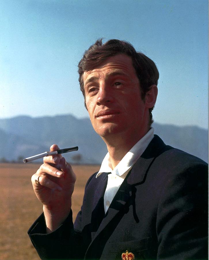 Jean-Paul Belmondo dans Les Tribulations d'un Chinois en Chine (Philippe de Broca, 1966) - DR
