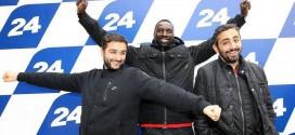 Eric Toledano, Omar Sy et Olivier Nakache