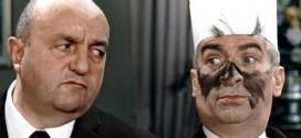 Bernard Blier et Louis de Funès dans Le Grand restaurant (Jacques Besnard, 1966)