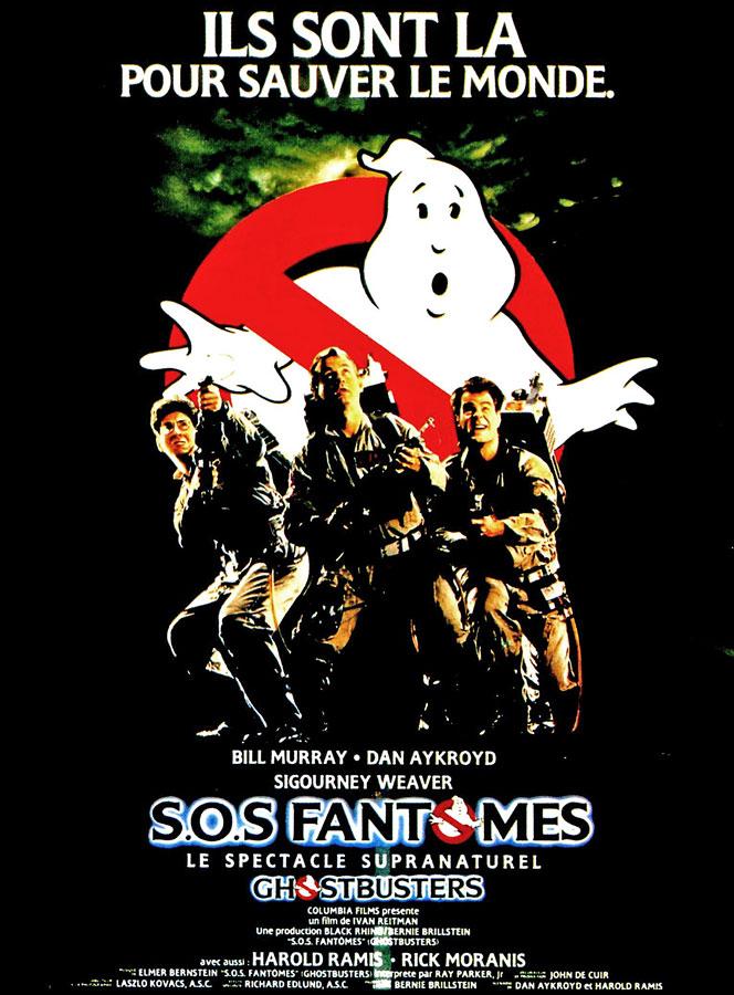 S.O.S. Fantômes - affiche