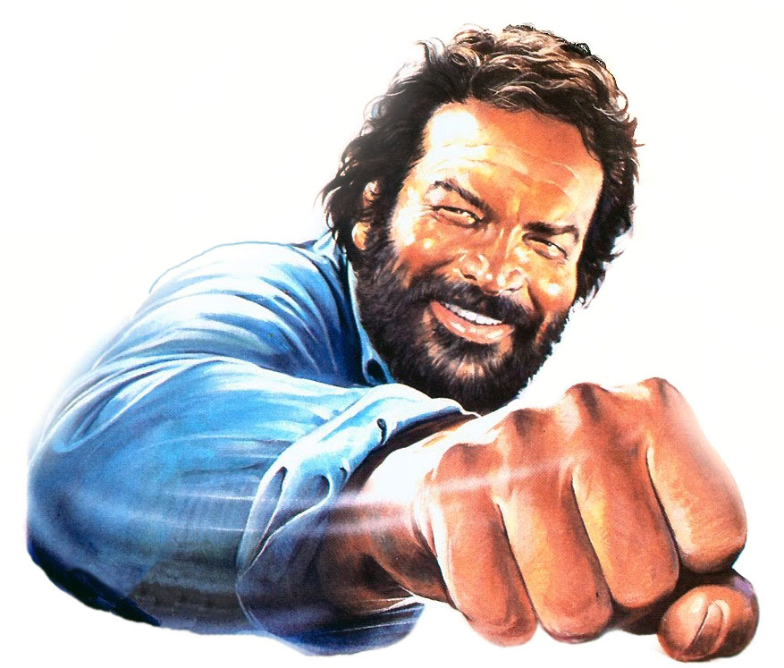 Hommage à Bud Spencer : On l'appelait Rizzo | CineComedies