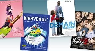 Toutes les sorties Comédie du 7 décembre 2016 : Absolutely Fabulous : le film, Bienvenu !, Demain tout commence, Papa ou maman 2.