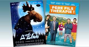sorties Comédie du 28 décembre 2016 : L'Élan, Père Fils Thérapie !