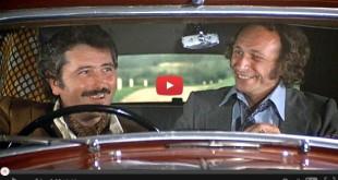 Victor Lanoux et Pierre Richard dans La Carapate (Gérard Oury, 1978)