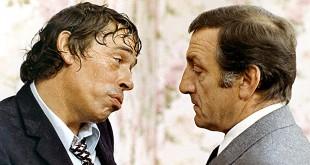 Jacques Brel et Lino Ventura dans L'Emmerdeur (Édouard Molinaro, 1973) - © Etienne George