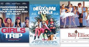 sorties Comédie du 13 décembre 2017 : La Deuxième étoile, Girls Trip, Billy Elliott (reprise)