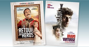 sorties Comédie du 14 février 2018 : Le Retour du héros, Bravo virtuose (Bravo Virtuoso)