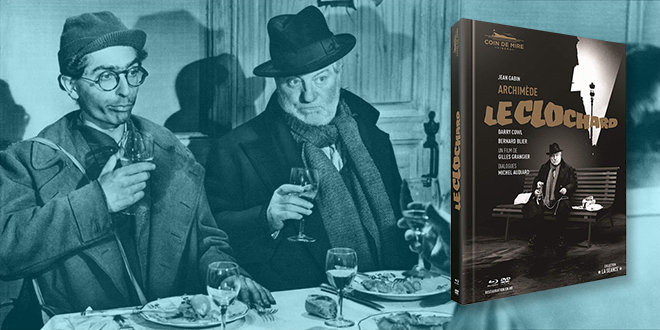 Archimède le clochard - Test Blu-ray