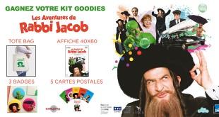 Gagnez votre Kit Goodies Rabbi Jacob avec Carlotta Films