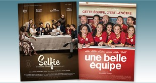 sorties Comédie du 15 janvier 2020 : Selfie, Une belle équipe