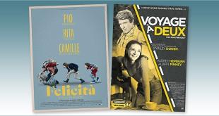 sorties Comédie du 15 juillet 2020 : Felicità, Voyage à deux (Two for the Road, 1967)