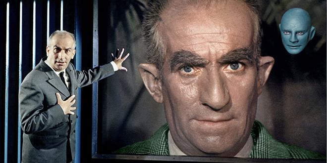 Derrière le masque de Fantômas - © Gaumont