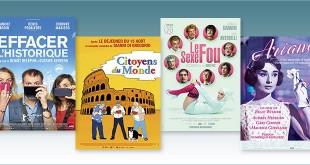 sorties Comédie du 26 août 2020 : Effacer l'historique, Citoyens du monde (Cittadini del mondo), Le Sexe fou (Sessomatto, 1973), Ariane (Love in the Afternoon, 1957)