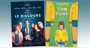 sorties Comédie du 9 juin 2021 : Le Discours, Tom Foot (Fimpen, 1974)