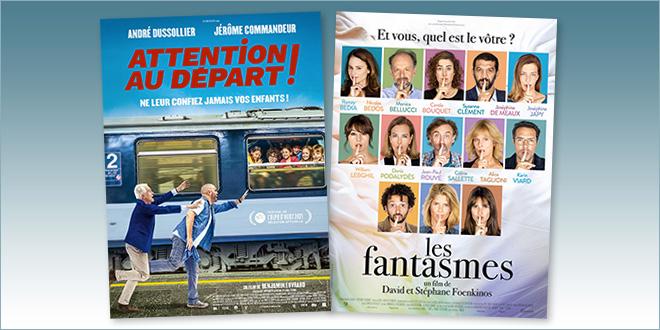 sorties Comédie du 18 août 2021 : Attention au départ !, Les Fantasmes